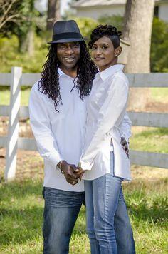 SIdney and Nakia