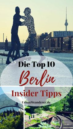 Berlin is by far Germany& most traveled city. At the same time, the capital is far from showing its most exciting side at its most famous sights. Exactly for this reason I present you here my Top 10 Berlin insider tips off the tourist crowds. Cities In Germany, Berlin Germany, Hamburg Guide, Places To Travel, Places To Go, Travel Stuff, Berlin Travel, Europe Destinations, Solo Travel