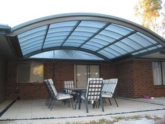 Pergola For Sale Craigslist Terrace Design, Roof Design, House Design, Carport Patio, Deck With Pergola, Outdoor Spaces, Outdoor Living, Carport Covers, Curved Patio