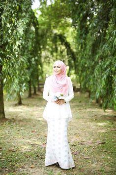 Zara Songket Off-White