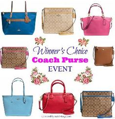Real Advice Gal - Win Your Choice of Coach Purse - http://sweepstakesden.com/real-advice-gal-win-your-choice-of-coach-purse/