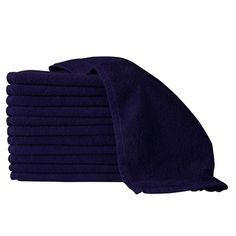 TL-74072NBLUE PARTEX BLEACH GUARD TOWEL - NAVY BLUE 12 PACK  Partex Regal Premium Towel offers Bleach Guard feature and 100% premium ring spun cotton terry loops. With improved performance and durability in rigorous use, this towel is perfect for daily use in salons and spas.