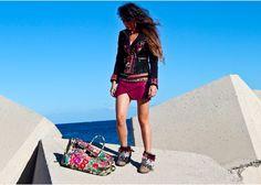 PUNTOMODA (EDICIONESSIBILA.COM): La diseñadora Odette Álvarez presenta sus nuevas chaquetas étnicas Tete by Odette - Ediciones Sibila (Prensapiel, PuntoModa y Textil y Moda)