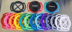 Hey, I found this really awesome Etsy listing at https://www.etsy.com/listing/203065504/custom-color-lens-cap-holder