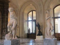 Michelangelo's sculptures Michelangelo Sculpture, Sculpture Art, Sculptures, Louvre, Statue, Sculpture, Sculpting, Louvre Doors, Marbles