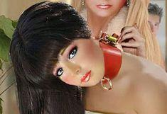 Femdom Sissy: Sissy 16 Punishment -- by Christeen Megan Jones, Petticoated Boys, Feminize Me, Crossdressers, Feminine, Drop Earrings, Mistress, Art, Women's