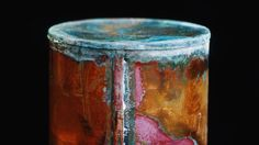 Surprisingly beautiful photographs of decaying cans of human remains Copper Canisters, Mortality Rate, Decay, Photographs, Canning, Beautiful, Art, Art Background, Photos