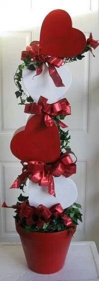 Awesome Valentine topsy turvy heart!