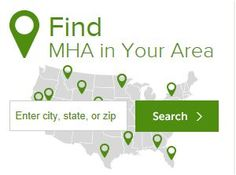 Find your local MHA Affiliate by visiting our Affiliate Locator: http://www.mentalhealthamerica.net/find-affiliate