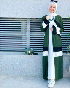 Girly and cute open Abaya – Just Trendy Girls