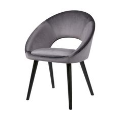 Occasional Chair for seating when needed - with covers? Grey Velvet Chair, Grey Chair, Teen Girl Rooms, Girls Bedroom, Master Bedrooms, Rooms Home Decor, Diy Bedroom Decor, Bedroom Ideas, Bedroom Stuff