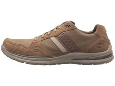 SKECHERS Classic Fit Superior 2.0 - Olen Men's Shoes Light Brown Suede/Mesh Steel Toe, Brown Suede, Skechers, Hiking Boots, Men's Shoes, Mens Fashion, Classic, Fitness, Mesh