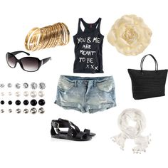 Lazy day H&M outfit!, created by princessgirl7