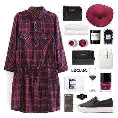 """""""LucLuc 3.21"""" by jesicacecillia ❤ liked on Polyvore"""