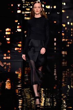 Donna Karan Fall 2015 Ready-to-Wear