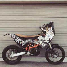 Moto Enduro, Ktm 690 Enduro, Scrambler Motorcycle, Ktm Adventure, Rallye Raid, Dual Sport, Mopeds, Bike Design, Motorcycle Accessories