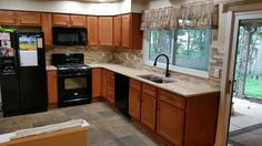Jamestown slate kountry wood products kitchen for Kitchen 87 mount holly nj