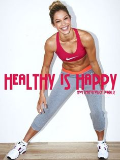 Healthy = Happiness