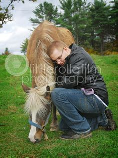 Pet Portrait - Alex & Dolly
