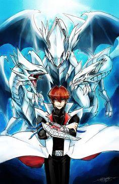 Check out Seto Kaiba - Master of the Blue Eyes White Dragons by @demonatemu on @deviantART http://slifertheskydragon.deviantart.com/art/Seto-Kaiba-Master-of-the-Blue-Eyes-White-Dragons-485693077 … #yugioh