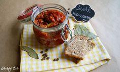 Śledzie pomidorowo-korzenne / spicy tomato herrings / easter christmas recipes