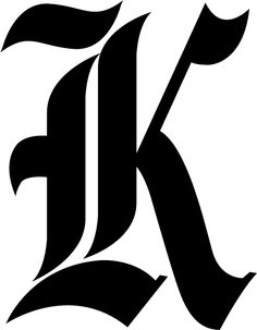 Tigers fans: Print your Old English strikeout 'K.'