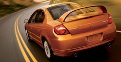 "'06 Dodge Neon SRT4, this little car shouldn't even be classified as a car, more along the lines of ""Street Rocket"""