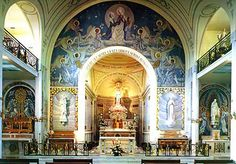 Chapel of Our Lady of the Miraculous Medal - Paris, France