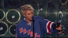 Justin Bieber wins Male Artist of the Year at iHeartRadio Music Awards i...
