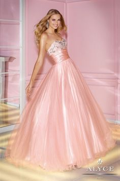 17 Best Prom Dresses By Alyce Paris For 2014