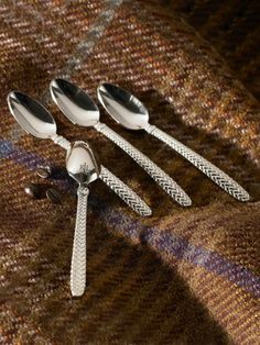 Braided Espresso Spoon Set - Lauren Home Flatware - RalphLauren.com