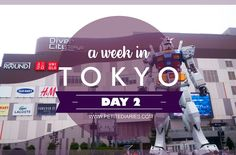 A week in Tokyo Day 2 : Visit Odaiba and Ueno ! http://www.petitediaries.com/2017/03/travel-week-in-tokyo-day-2-odaiba-ueno.html - #travel #japan #travelblogger #お台場 #アメ横 #traveler #holiday #trip