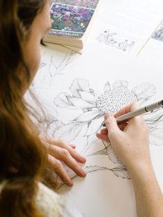 Edith Rewa — The Design Files   Australia's most popular design blog.