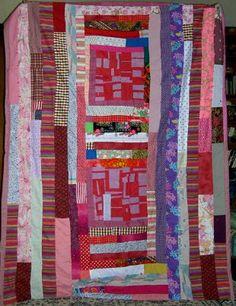 Mozell Benson, Pink Strip, http://cas.umkc.edu/art/faculty/wahlman/Bensonpage07.htm