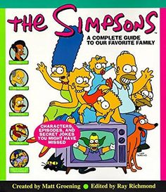 The Simpsons: A Complete Guide to Our Favorite Family http://order.sale/NRSf (via Amazon)