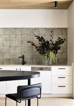 Gut Entworfen Hat Die Küche Interiordesignerin Mardi Doherty. (Foto: Derek  Swallwell / Doherty Design