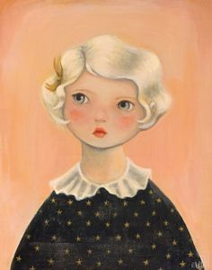 portrait with star dress, emily winfield martin...