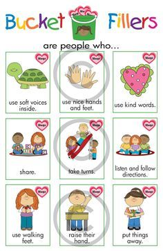 7 Best Images of Fill Your Bucket Printables - Bucket Filler Printables Coloring Page, Bucket Filler Clip Art and Have You Filled a Bucket Today Book Bucket Filling Classroom, Bucket Filling Activities, Classroom Behavior, Classroom Management, Behavior Management, Classroom Decor, Preschool Classroom Jobs, Preschool Behavior, Classroom Teacher
