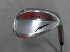 Fourteen RM-12 nickel chromium Wedge 35 X100