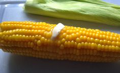3 Minute Microwaved Corn Recipe by Frugal Allergy Mom