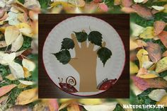 Vytvorte si s deťmi krásny jesenný obraz na stenu z prírodných materiálov a objavte obrovské množstvo jesenných inšpirácii na našom webe.