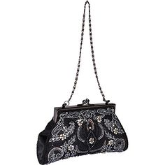 #EveningBags, #Handbags - Moyna Handbags Purse Black - Moyna Handbags Evening Bags