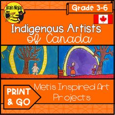 This simple painting lesson uses Leah Dorian's book The Giving Tree: A Retelling of a Métis Traditio Canadian Social Studies, Teaching Social Studies, Canadian Art, Teaching Art, Aboriginal Education, Indigenous Education, Aboriginal Art, French Education, Art Education