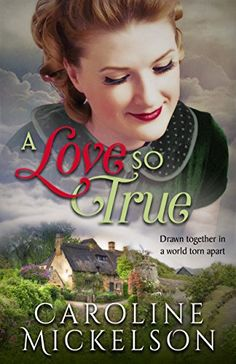 Kindle A Love so True: A World War II Sweet Historical Romance (A Greatest Generation Love Story Book Author Caroline Mickelson, Best Historical Romance Novels, Historical Fiction, Drama, Novels To Read, Got Books, Book Photography, Free Reading, Fiction Books, World War Ii