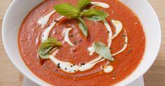 Tomatensuppe herstellen ist ein Rezept mit frischen Zutaten aus der Kategorie Fruchtgemüse. Probieren Sie dieses und weitere Rezepte von EAT SMARTER!