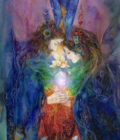 """SINAIS DE RECONHECIMENTO DA CHAMA GÊMEA Amor, Energias, Felicidade, Positividade, Universe, vida 123.7K169 """"Em uma viagem que avança em direção à expansão desta luz Divina,as Chamas Gêmeas caminham na direção uma da outra, rumo ao reencontro e transcendência da dualidade.Os dois se tornarão um…mostrando ao mundo a maior forma de amor possível na forma humana:perfeição e beleza do sopro de Deus…puro equilíbrio e harmonia."""" Sinais de reconhecimento da Chama Gêmea (Twin Flame) 1. Um…"""