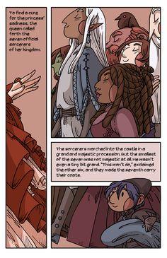 """""""Knot"""" - A comic I found cute! - Imgur"""