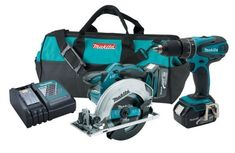 Deal of the Day: Save 50% on Makita XT250 Driver-Drill and Circular Saw Kit with 2 Batteries for 1/27/2016 only! Listed For: $359.99   Buy it For: $179.00 (50% off) Makita XT250 18V LXT Lithium-Ion Cordless 2-PC Combo Kit. Its' Variable 2-speed 1/2″ Hammer Driver-Drill (0-400 & 0-1,500 RPM) delivers 480 in.lbs.of Max Torque. The Compact design at only 8-1/8″ long and weighs only 4.0 lbs Variable 2-speed 1/2″ Hammer Driver-Drill (0-400 & 0-1,500 RPM) delivers 480 in.lbs. of Max