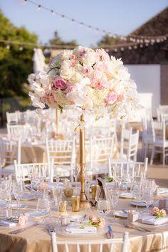 Featured Photographer: Clove & Kin; Wedding reception centerpiece idea.