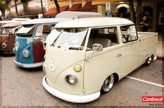 T 2's Vw Bus, Kombi Pick Up, Doka, Porsche, Audi, On The Road Again, Custom Bags, Cars And Motorcycles, Automobile